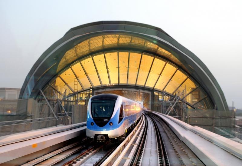 UK company wins safety contract for Dubai Metro