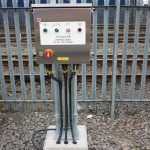 Skirt Detector – Rail Depot Obstacle Detection System