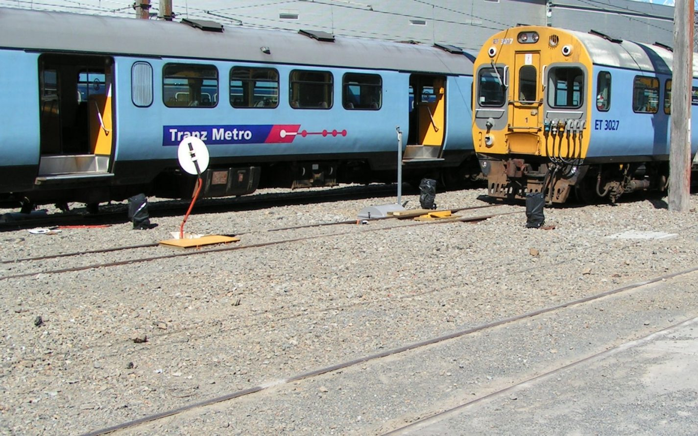 Leading-Edge Safety Technology for New Zealand Rail Network Development