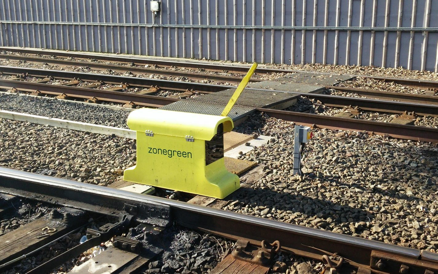 ZONEGREEN ON POINT FOR RAILTEX