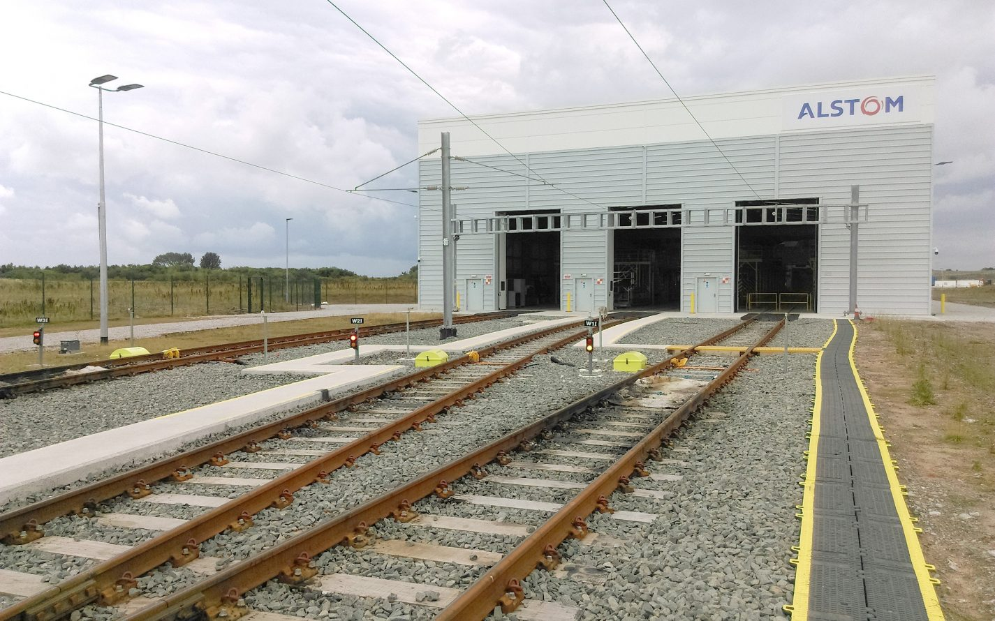 ZONEGREEN MAKES INROADS INTO TRAIN MODERNISATION