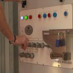 Chingford Sidings OLE Interlocking