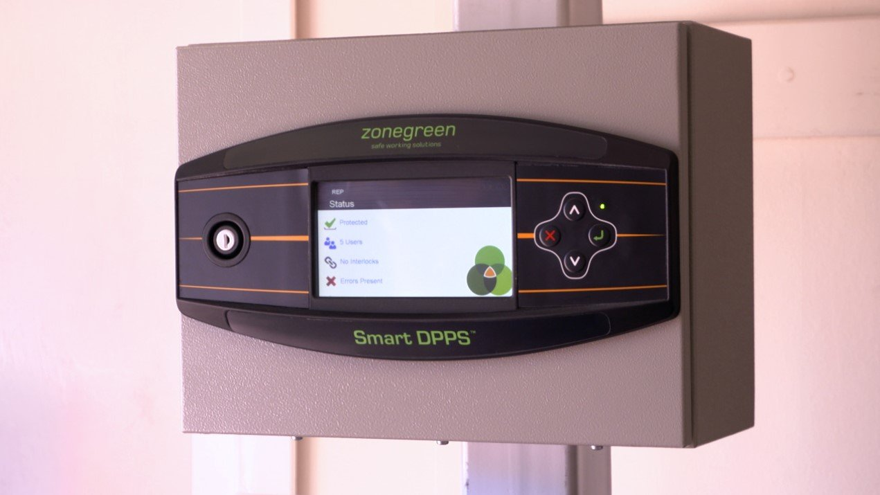 ZONEGREEN LEADS SAFETY DRIVE IN SCOTTISH DEPOTS